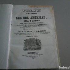 Libros antiguos: VIAJE PINTORESCO A LAS DOS AMERICAS, ASIA Y AFRICA. 1842. TOMO III - ASIA Y AFRICA. Lote 120407307