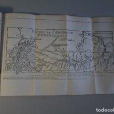 Libros antiguos: VIAJE A LA AMERICA MERIDIONAL - LA CONDAMINE - CALPE - VIAJES CLASICOS - 1941. Lote 120481095