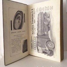 Libros antiguos: GUÍA AUTOMOVILÍSTICA DE LAS CARRETERAS DE ESPAÑA (GACE) 1931. (2ª REPÚBLICA . Lote 120587067