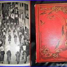 Libros antiguos: UN RINCÓN DEL PAÍS VASCO. LIBRO ILUSTRADO. SIGLO XIX O PPIOS DEL XX. 26 CM.. Lote 121453759