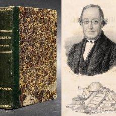 Libros antiguos: 1864 PRINCIPIOS DE GEOGRAFÍA ASTRONÓMICA, FÍSICA Y POLÍTICA - MAPAS. Lote 121552115