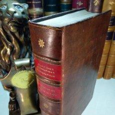 Libros antiguos: RELACIONES GEOGRÁFICAS, TOPOGRÁFICAS E HISTÓRICAS DEL REINO DE VALENCIA -VICENTE CASTAÑEDA Y ALCOVER. Lote 122218555