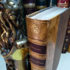 Libros antiguos: RECUERDOS DE UN VIAGE POR ESPAÑA - PRIMERA Y SEGUNDA PARTE - FRANCISCO DE PAULA MELLADO - 1849 - . Lote 122342943