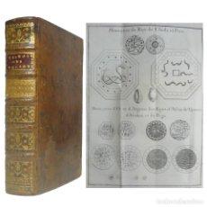 Libros antiguos: 1752 - RARO - FILIPINAS - DESCRIPCIÓN DE LAS ISLAS FILIPINAS - INDONESIA, JAPÓN - ILUSTRADO, LÁMINAS. Lote 130087871
