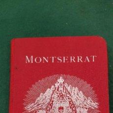 Libros antiguos: GUÍA ILUSTRADA MONTSERRAT AÑO 1909. Lote 123515875