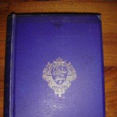 Libros antiguos: ESPLÉNDIDO LIBRO DE VIAJES POR ESPAÑA, ORIGINAL, LONDRES....., 1893, BORROW, 11 ESPLÉNDIDOS GRABADOS. Lote 124403599