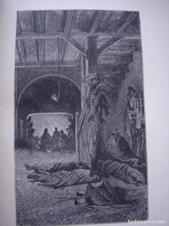 Libros antiguos: ESPLÉNDIDO LIBRO DE VIAJES POR ESPAÑA, ORIGINAL, LONDRES....., 1893, BORROW, 11 ESPLÉNDIDOS GRABADOS - Foto 17 - 124403599
