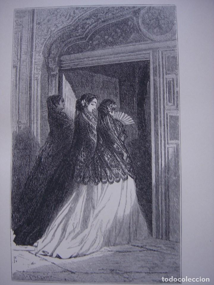 Libros antiguos: ESPLÉNDIDO LIBRO DE VIAJES POR ESPAÑA, ORIGINAL, LONDRES....., 1893, BORROW, 11 ESPLÉNDIDOS GRABADOS - Foto 18 - 124403599