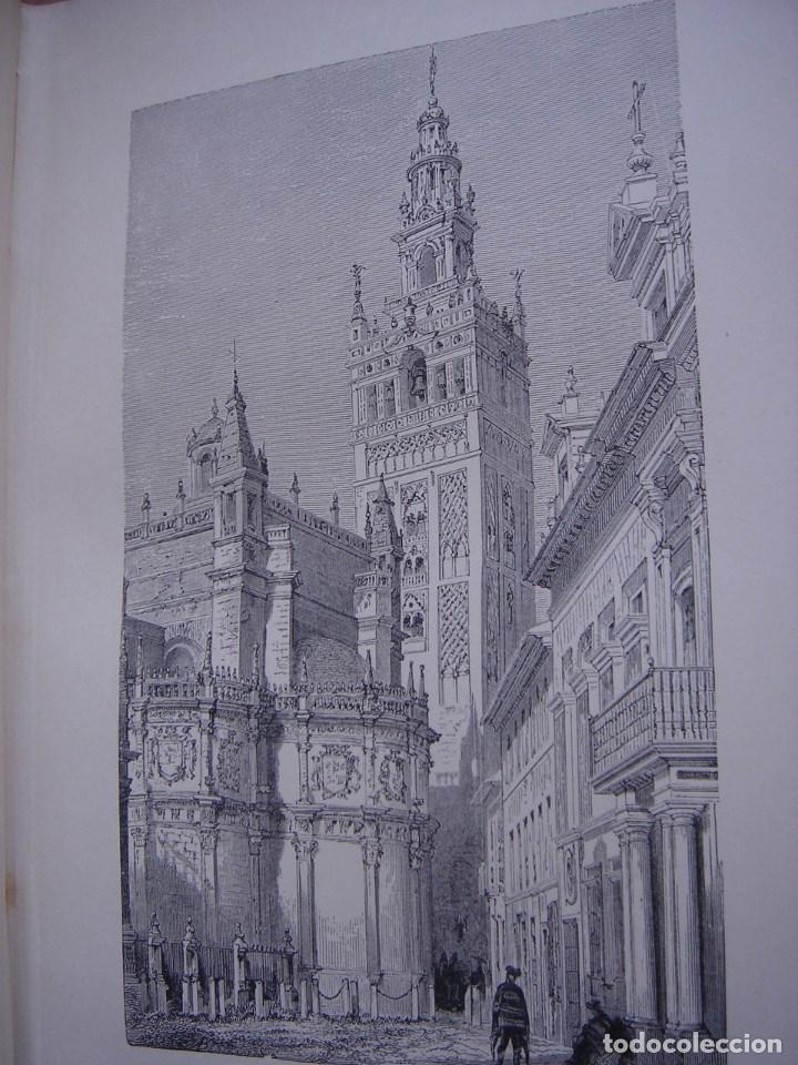 Libros antiguos: ESPLÉNDIDO LIBRO DE VIAJES POR ESPAÑA, ORIGINAL, LONDRES....., 1893, BORROW, 11 ESPLÉNDIDOS GRABADOS - Foto 19 - 124403599