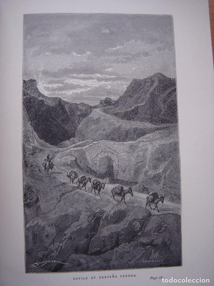 Libros antiguos: ESPLÉNDIDO LIBRO DE VIAJES POR ESPAÑA, ORIGINAL, LONDRES....., 1893, BORROW, 11 ESPLÉNDIDOS GRABADOS - Foto 21 - 124403599