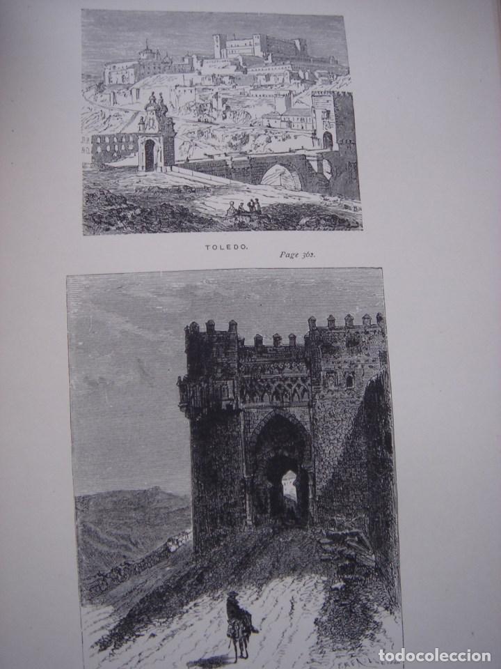 Libros antiguos: ESPLÉNDIDO LIBRO DE VIAJES POR ESPAÑA, ORIGINAL, LONDRES....., 1893, BORROW, 11 ESPLÉNDIDOS GRABADOS - Foto 22 - 124403599
