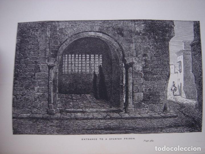 Libros antiguos: ESPLÉNDIDO LIBRO DE VIAJES POR ESPAÑA, ORIGINAL, LONDRES....., 1893, BORROW, 11 ESPLÉNDIDOS GRABADOS - Foto 23 - 124403599