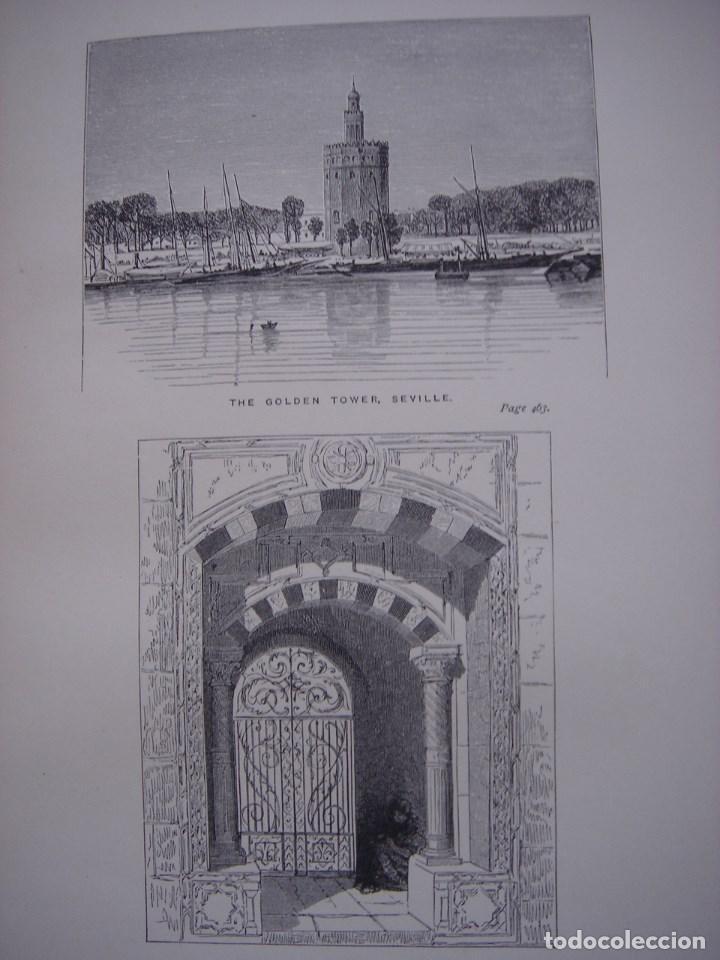 Libros antiguos: ESPLÉNDIDO LIBRO DE VIAJES POR ESPAÑA, ORIGINAL, LONDRES....., 1893, BORROW, 11 ESPLÉNDIDOS GRABADOS - Foto 24 - 124403599