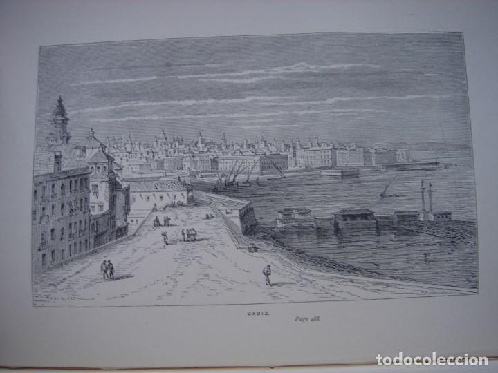 Libros antiguos: ESPLÉNDIDO LIBRO DE VIAJES POR ESPAÑA, ORIGINAL, LONDRES....., 1893, BORROW, 11 ESPLÉNDIDOS GRABADOS - Foto 25 - 124403599