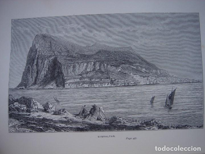 Libros antiguos: ESPLÉNDIDO LIBRO DE VIAJES POR ESPAÑA, ORIGINAL, LONDRES....., 1893, BORROW, 11 ESPLÉNDIDOS GRABADOS - Foto 26 - 124403599