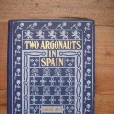Libros antiguos: ESPLÉNDIDO LIBRO DE VIAJES ESPAÑA, HART, ORIGINAL,1904, LONDRES,35 ILUSTRACIONES Y UN MAPA ,PERFECTO. Lote 124403971