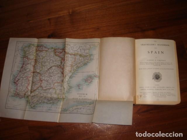 Libros antiguos: ESPLÉNDIDO LIBRO DE VIAJES ESPAÑA, COOK´S,ORIGINAL,1912,LONDRES, 24 PLANOS 83 ILUSTRACIONES,PERFECTO - Foto 4 - 124404363