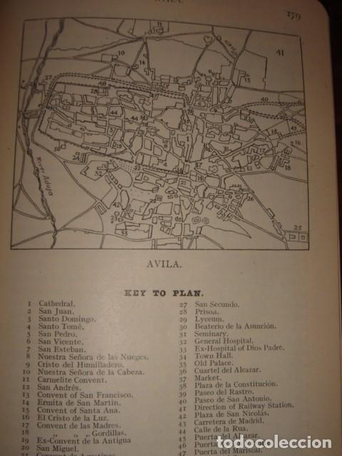 Libros antiguos: ESPLÉNDIDO LIBRO DE VIAJES ESPAÑA, COOK´S,ORIGINAL,1912,LONDRES, 24 PLANOS 83 ILUSTRACIONES,PERFECTO - Foto 13 - 124404363