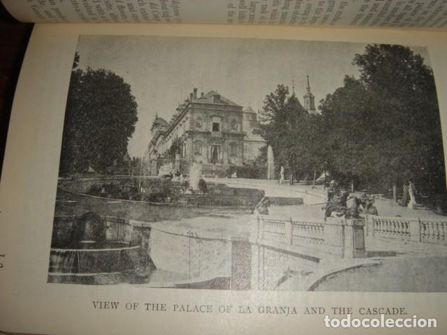 Libros antiguos: ESPLÉNDIDO LIBRO DE VIAJES ESPAÑA, COOK´S,ORIGINAL,1912,LONDRES, 24 PLANOS 83 ILUSTRACIONES,PERFECTO - Foto 19 - 124404363