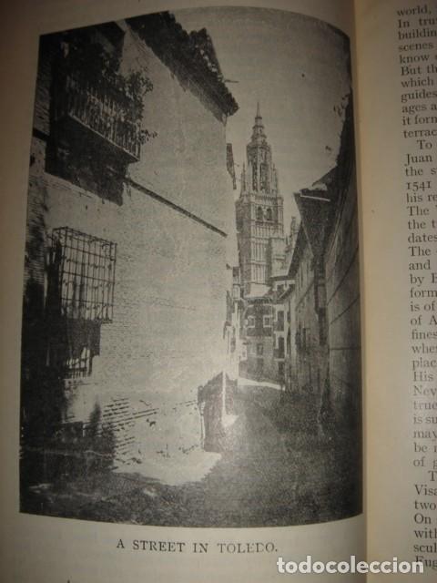 Libros antiguos: ESPLÉNDIDO LIBRO DE VIAJES ESPAÑA, COOK´S,ORIGINAL,1912,LONDRES, 24 PLANOS 83 ILUSTRACIONES,PERFECTO - Foto 27 - 124404363