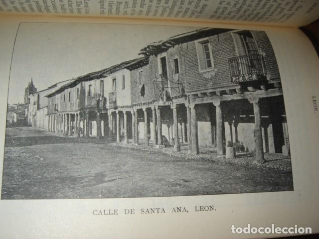 Libros antiguos: ESPLÉNDIDO LIBRO DE VIAJES ESPAÑA, COOK´S,ORIGINAL,1912,LONDRES, 24 PLANOS 83 ILUSTRACIONES,PERFECTO - Foto 31 - 124404363