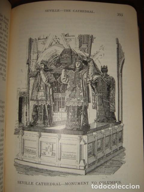 Libros antiguos: ESPLÉNDIDO LIBRO DE VIAJES ESPAÑA, COOK´S,ORIGINAL,1912,LONDRES, 24 PLANOS 83 ILUSTRACIONES,PERFECTO - Foto 32 - 124404363