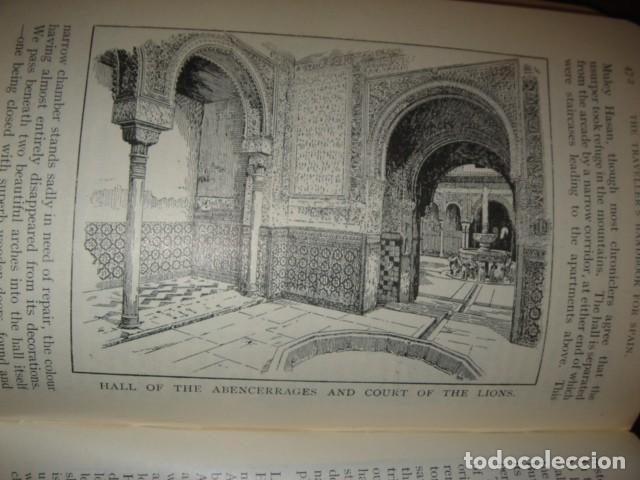 Libros antiguos: ESPLÉNDIDO LIBRO DE VIAJES ESPAÑA, COOK´S,ORIGINAL,1912,LONDRES, 24 PLANOS 83 ILUSTRACIONES,PERFECTO - Foto 34 - 124404363