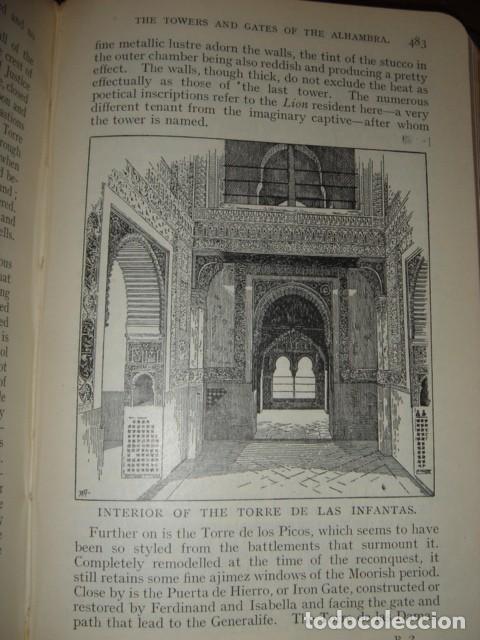 Libros antiguos: ESPLÉNDIDO LIBRO DE VIAJES ESPAÑA, COOK´S,ORIGINAL,1912,LONDRES, 24 PLANOS 83 ILUSTRACIONES,PERFECTO - Foto 35 - 124404363