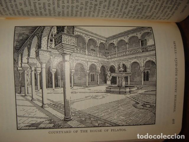 Libros antiguos: ESPLÉNDIDO LIBRO DE VIAJES ESPAÑA, COOK´S,ORIGINAL,1912,LONDRES, 24 PLANOS 83 ILUSTRACIONES,PERFECTO - Foto 38 - 124404363