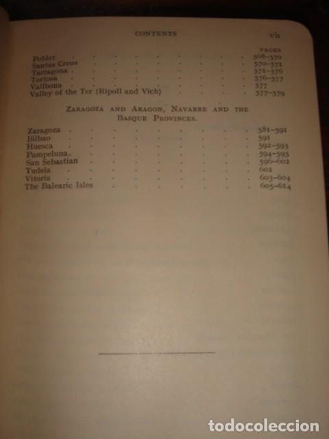 Libros antiguos: ESPLÉNDIDO LIBRO DE VIAJES ESPAÑA, COOK´S,ORIGINAL,1912,LONDRES, 24 PLANOS 83 ILUSTRACIONES,PERFECTO - Foto 41 - 124404363