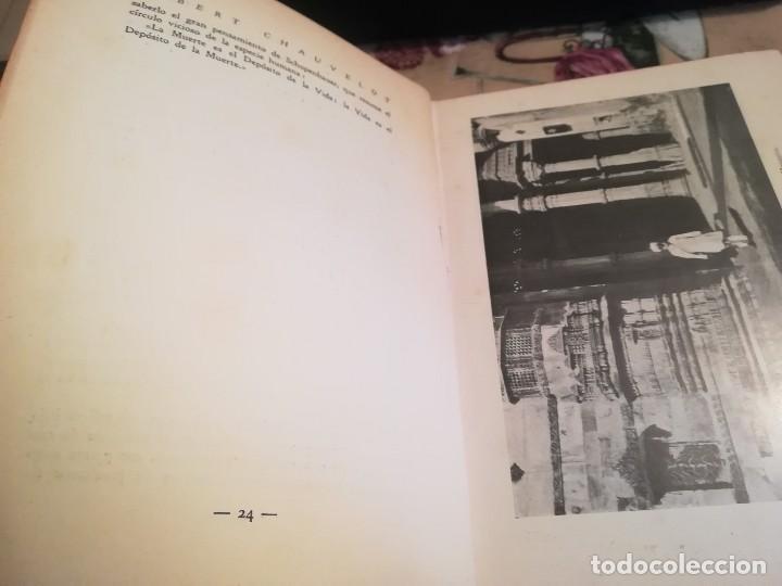 Libros antiguos: La India Misteriosa. Rajahs, Bramanes y Fakires - Robert Chauvelot - 1929 - Foto 7 - 124554403