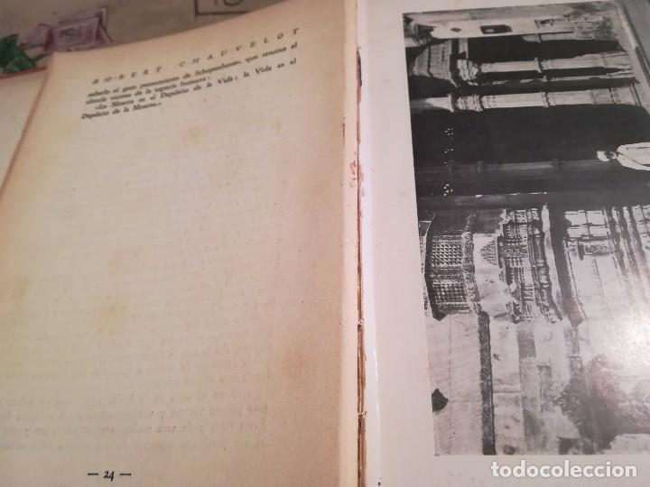 Libros antiguos: La India Misteriosa. Rajahs, Bramanes y Fakires - Robert Chauvelot - 1929 - Foto 8 - 124554403