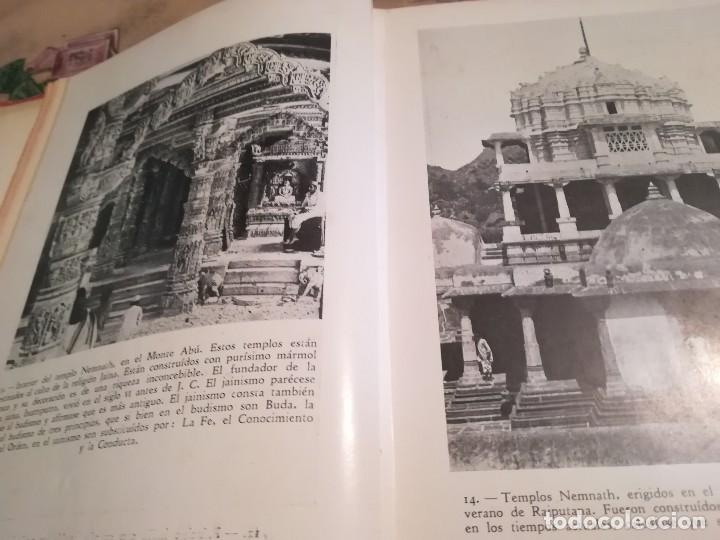 Libros antiguos: La India Misteriosa. Rajahs, Bramanes y Fakires - Robert Chauvelot - 1929 - Foto 9 - 124554403