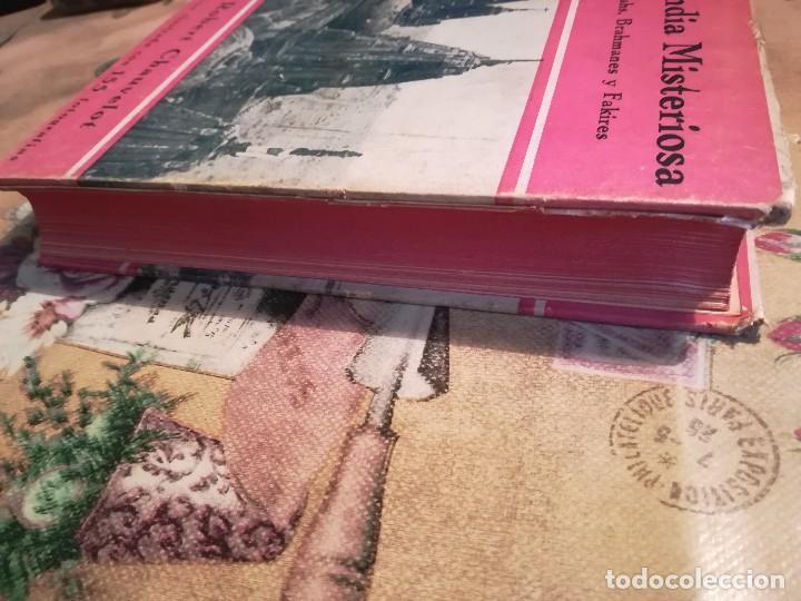 Libros antiguos: La India Misteriosa. Rajahs, Bramanes y Fakires - Robert Chauvelot - 1929 - Foto 16 - 124554403