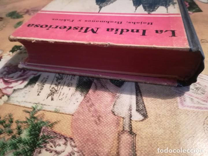 Libros antiguos: La India Misteriosa. Rajahs, Bramanes y Fakires - Robert Chauvelot - 1929 - Foto 17 - 124554403