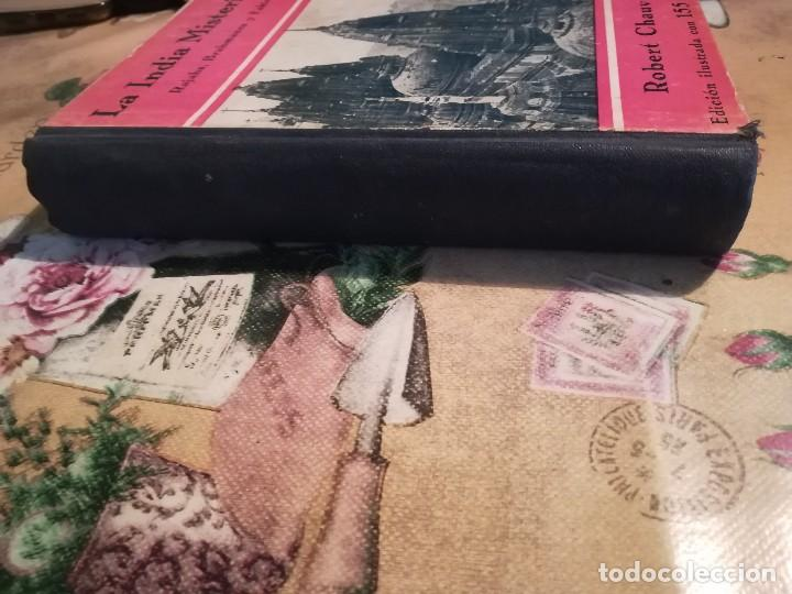 Libros antiguos: La India Misteriosa. Rajahs, Bramanes y Fakires - Robert Chauvelot - 1929 - Foto 18 - 124554403
