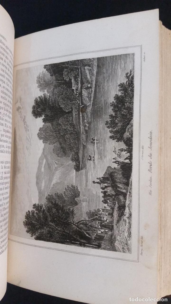 Libros antiguos: 1855 - F. VALLESCÁ - Un cristiano en Palestina, ó sea Un viaje de Barcelona a Jerusalén en 1853 - Foto 9 - 125737795