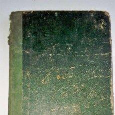 Libros antiguos: REPERTORIO DE GEOGRAFÍA DEDUCIDO DE LSO PRINCIPIOS DE GEOGRAFÍA ASTRONÓMICA, FÍSICA Y POLÍTICA. 1958. Lote 126141131