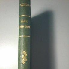 Libros antiguos: VIAJE A SIERRA LEONA EN LA COSTA DE AFRICA - JOHN MATTHEWS - CALPE 1942. Lote 126380635