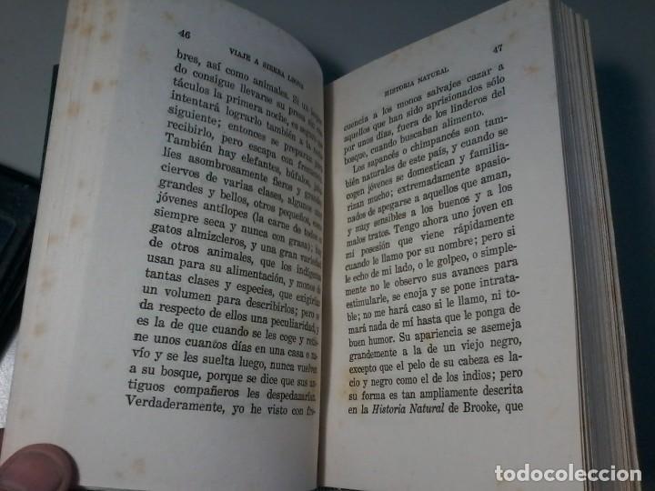 Libros antiguos: VIAJE A SIERRA LEONA EN LA COSTA DE AFRICA - JOHN MATTHEWS - CALPE 1942 - Foto 5 - 126380635