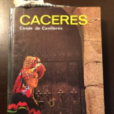 Libros antiguos: CÁCERES. EDITORIAL EVEREST. SA(13€). Lote 126568963
