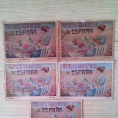Libros antiguos: LOTE 19 PORTFOLIO FOTOGRAFICO DE ESPAÑA - AÑOS 1910-1920. Lote 126740071