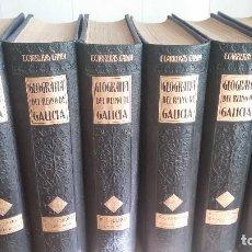 Libros antiguos: GEOGRAFIA GENERAL DEL REINO DE GALICIA. Lote 126802055
