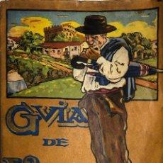 Libros antiguos: GUÍA DE VIZCAYA. 1915. BILBAO, 1915.. Lote 127255523