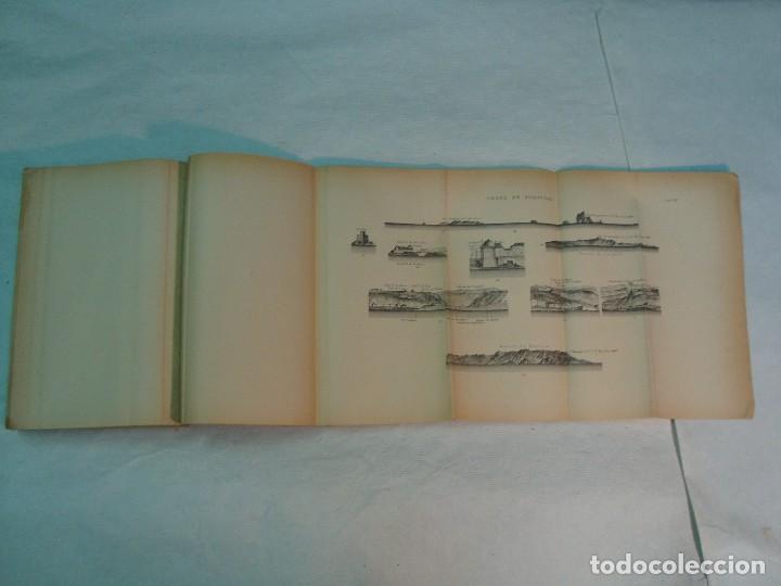 Libros antiguos: Derrotero de las costas de España y Portugal (1915) - Foto 9 - 127264079