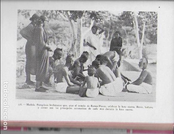 Libros antiguos: La india misteriosa. Rajahs, Brahmanes y Faquires / R. Chauvelot. BCN : J.Gil, 1929. 1ªed. Tapa dura - Foto 9 - 127897067