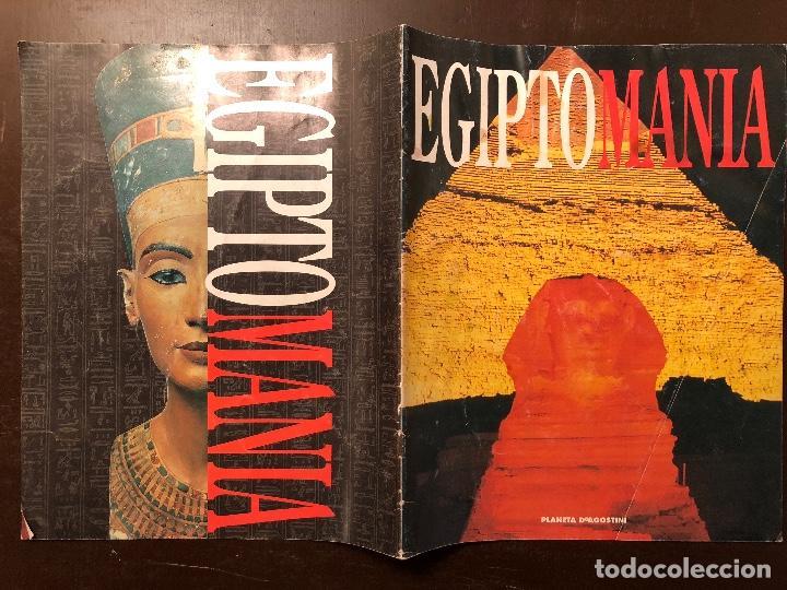 Libros antiguos: Egipto Manía(11€) - Foto 2 - 127953275