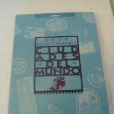 Libros antiguos: CIUDADES DEL MUNDO. Lote 127954059