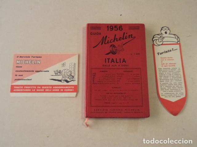 Cartina Stradale Michelin Italia.Guida Michelin 1956 Italia Dalle Alpe A Siena Venduto In Vendita Diretta 128014947