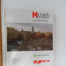 Libros antiguos: LIBRO MADRID Y SU PROVINCIA ILUSTRADO - DIARIO YA.. Lote 128177559